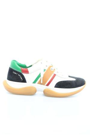 """Tory Burch Schnürsneaker """"Tory Sport Bubble Stripe Sneakers"""""""
