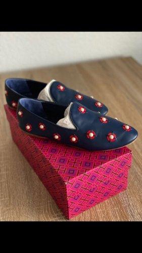 Tory Burch Schuhe aus Leder neuwertig
