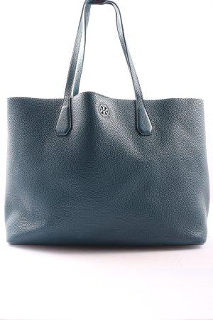 Tory Burch Torba shopper niebieski W stylu biznesowym