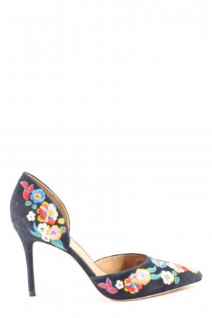 Tory Burch Spitz-Pumps mehrfarbig Business-Look