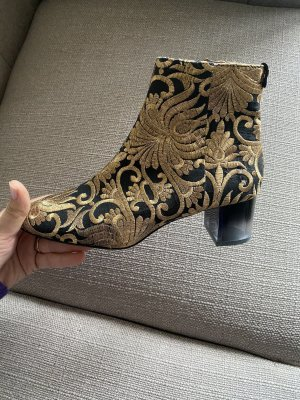Tory Burch Stiefellete 37 Schuhe Boots Booties Stiefelette