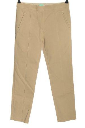 Tory Burch Pantalone jersey crema stile casual