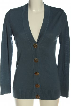 Tory Burch Knitted Cardigan multicolored wool