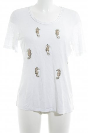 Tory Burch T-Shirt multicolored casual look