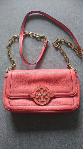 Tory Burch Shoulder Bag apricot leather