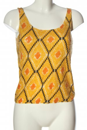 Tory Burch Strappy Top allover print casual look