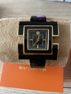 Tory Burch Watch Clasp black-gold-colored