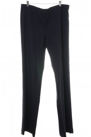 Tory Burch Wollhose schwarz Business-Look