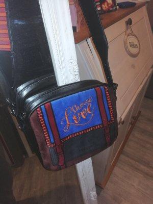 Tosca Blu Handtasche, Umhängetasche, Neuwertig