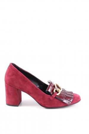 Tosca blu Trotteur rot Casual-Look