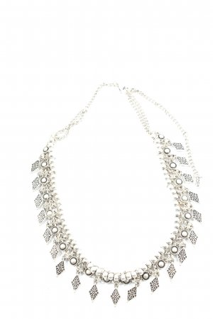Tosh Collana argento elegante