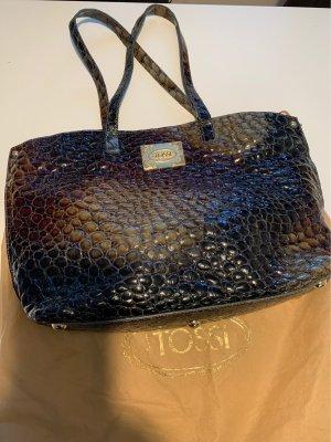 Tossi Luxus Ledertasche