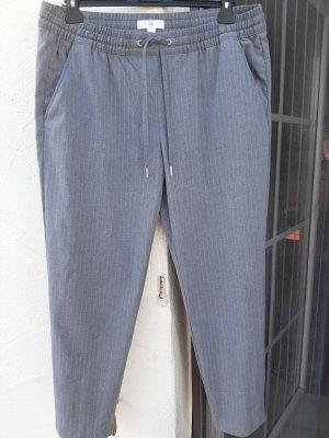 Total bequeme, legere Stretchhose, Joggpant von H&M Größe 44
