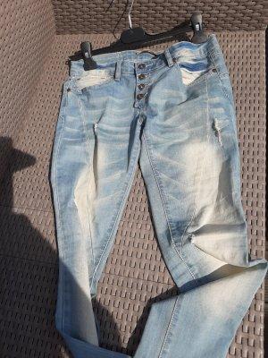 Total geniale leichte place du jour Jeans GR.40 super stretchig