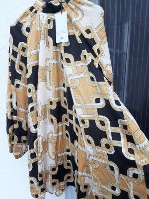Total schönes kurzes A-Linien Kleid Richard Allen H&M Gr.40 Neu