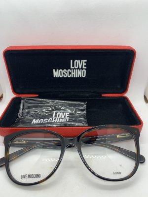 Love Moschino Okulary ciemnobrązowy