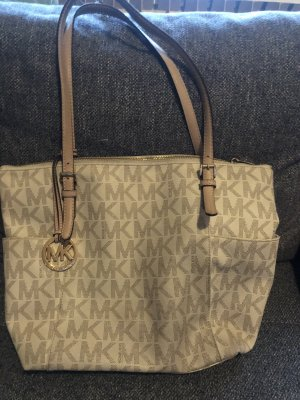 Michael Kors Tote white-rose-gold-coloured