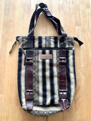 Taschendieb Tote multicolored leather