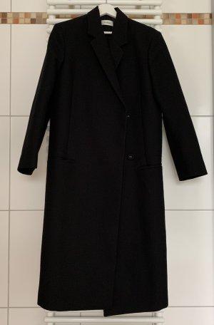 toteme Oversized jas zwart Katoen