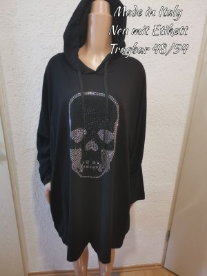 Made in Italy Robe pull noir