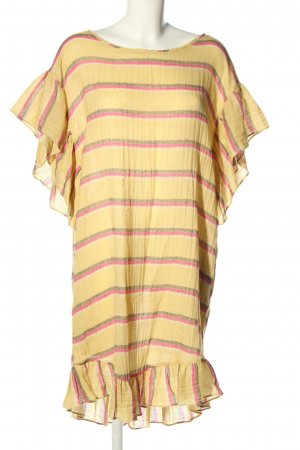 Toupy Blouse Dress primrose-pink flecked casual look