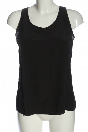 Toupy Blouse Top black casual look