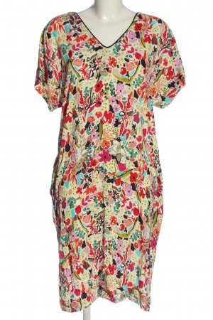Toupy Shortsleeve Dress allover print casual look