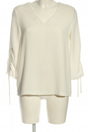 Toupy Long Sleeve Blouse natural white business style
