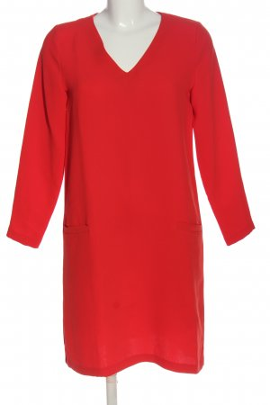 Toupy Longsleeve Dress red casual look