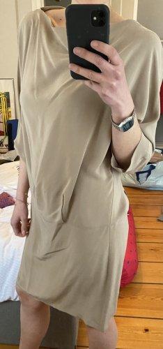 Toupy Sukienka koktajlowa szaro-brązowy