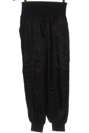 Tous les jours Pantalón para montar negro look casual