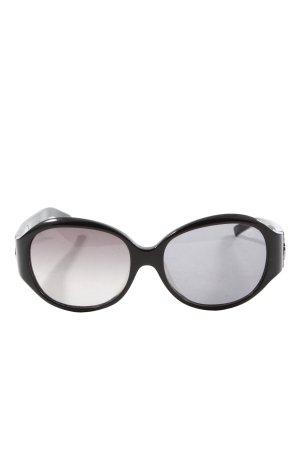 Tous ovale Sonnenbrille
