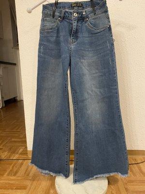 Toxik3 Jeans svasati blu