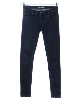 Toxik3 Five-Pocket-Hose blau Casual-Look