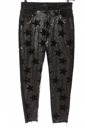 Toxik3 High Waist Trousers black casual look