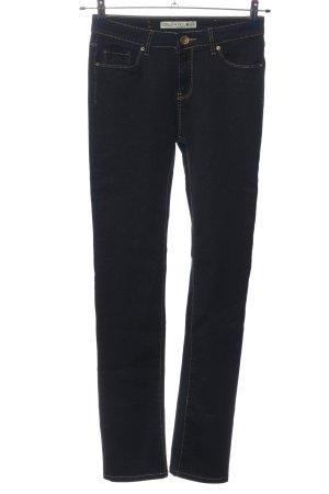 Toxik3 High Waist Jeans schwarz meliert Casual-Look