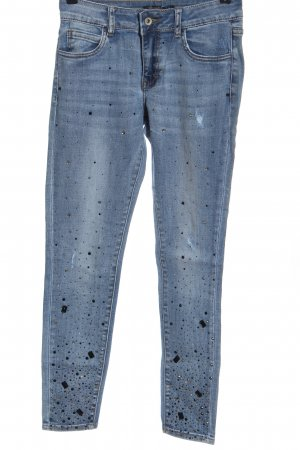 Toxik3 Tube Jeans blue casual look