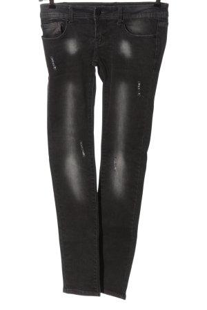 Toxik3 Tube Jeans black casual look