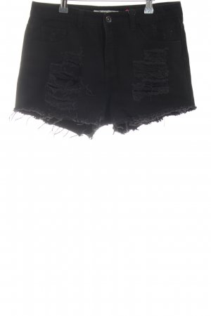 Toxik3 Shorts schwarz Casual-Look