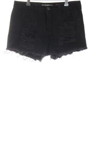 Toxik3 Shorts schwarz Casual-Look