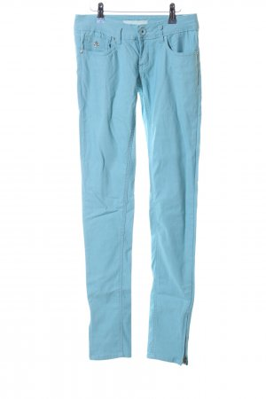 Toxik3 Skinny Jeans turquoise casual look