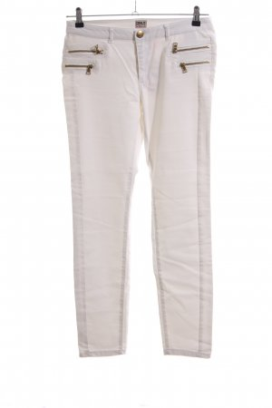 Toxik3 Skinny Jeans cream casual look