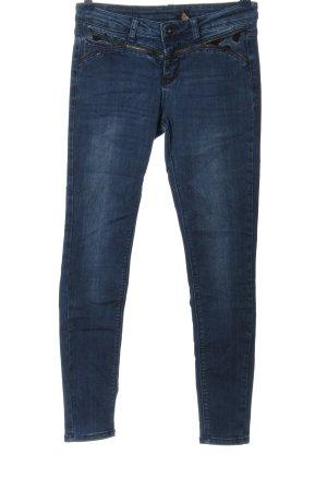 Toxik3 Skinny Jeans blau Casual-Look