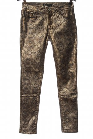 Toxik3 Skinny Jeans allover print casual look