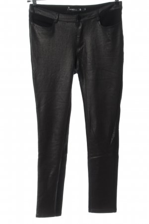 Toxik3 Stretch Trousers light grey-black animal pattern casual look