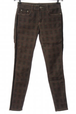 Toxik3 Stretch Trousers allover print casual look