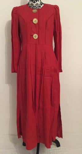 Vestido Dirndl rojo