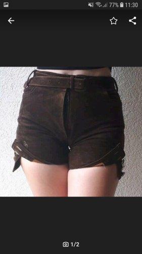 Alpenstein Pantalon bavarois brun