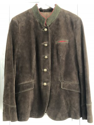 Meindl Couture Traditional Jacket taupe-black brown