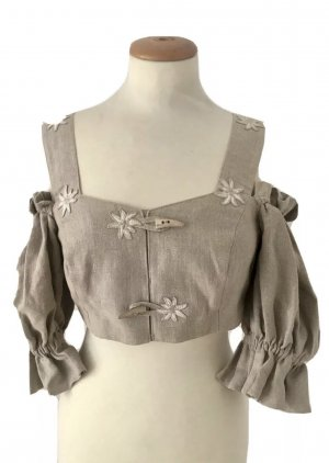 Traditional Camisole beige